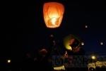 Музейщики хотят запретить в Петербурге небесные фонарики