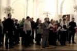 Эрмитаж пригрозил организаторам флешмобов и молебнов