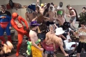 В воскресенье в Петербурге станцуют массовый Harlem Shake