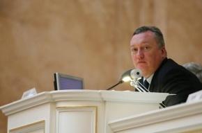 Тюльпанов пообещал поддержать инициативы Милонова на федеральном уровне