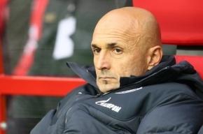 Лучано Спаллетти не собирается подавать в отставку