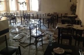 В Детской школе искусств в Петербурге рухнул потолок