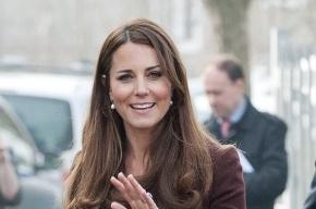 Герцогиня Кембриджская Кейт Миддлтон рассказала, что ждет рождения дочери