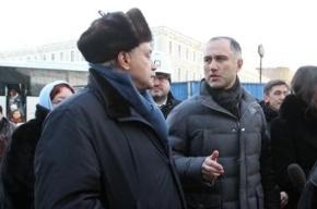 Новый строительный вице-губернатор пообещал сохранить центр Петербурга