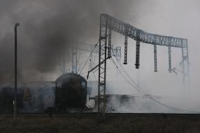 Поезда из Екатеринбурга и Вологды опаздывают в Петербург на несколько часов из-за пожара