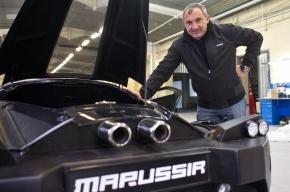 Президент России будет ездить на лимузине «Маруся» Николая Фоменко