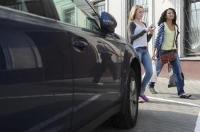 Правительство одобрило повышение штрафов за выезд на тротуары и велодорожки