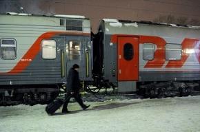 Пробный поезд до Иматры отправится из Петербурга 3 мая