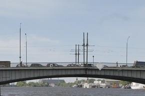 Тучков мост в Петербурге будут разводить три ночи подряд
