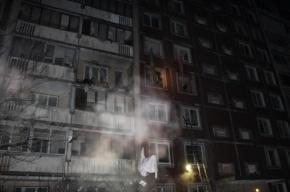 В жилом доме на Наставников взрыв газа, восемь пострадавших