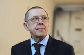 Валерий Золотухин тяжело болен и покидает пост директора Театра на Таганке