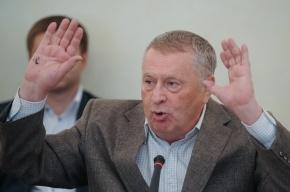 Жириновский просится в список Магнитского