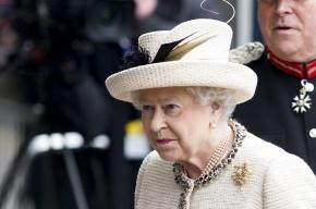 Королева Елизавета II спустилась в лондонское метро