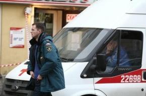 Из горящей квартиры в Петербурге спасли шестеро детей