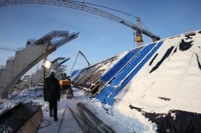 Мутко будет добиваться от Смольного готовности стадиона «Зенит» к концу 2015 года