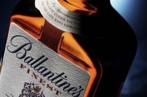 В Шотландии 18 тысяч литров виски Ballantine's утекло в канализацию