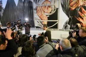 Гельман показал свои Icons в Петербурге и пообещал создать для них музей