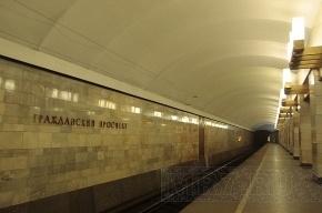 В метро «Гражданский проспект» будет труднее попасть по утрам