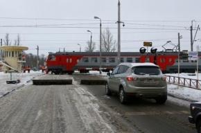 Через пол-Петербурга может пройти полукольцо наземных электричек