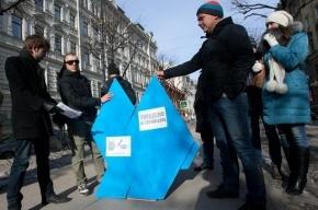 Счетчик денег, распиленных при подготовке к Сочи 2014, установили в центре Петербурга