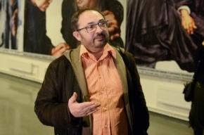 Гельману передали привет от Березовского на выставке Icons в Петербурге