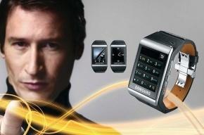 Samsung создаст компьютер в виде наручных часов