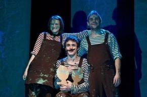 Большой театр кукол 8 марта дарит женщинам отдых от мужчин и детей