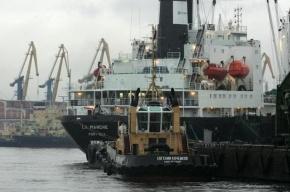 В Большом порту Петербурга взорвался баллон, один пострадавший