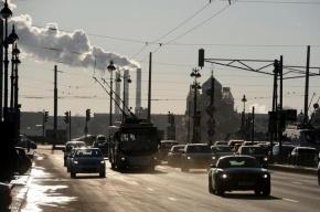 Петербург назвали одним из самых экологически чистых регионов