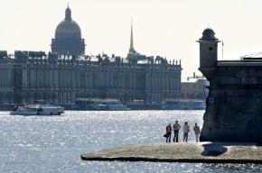 Весеннее тепло придет в Петербург только через неделю