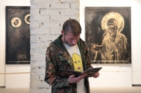 Полтавченко пригласили на выставку Гельмана Icons