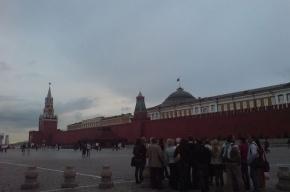 На Красной площади задержали группу оппозиционных пикетчиков