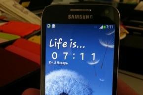 Появились первые фото Samsung Galaxy S4 mini