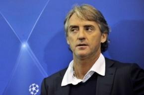 Роберто Манчини может сменить Лучано Спаллетти в «Зените»