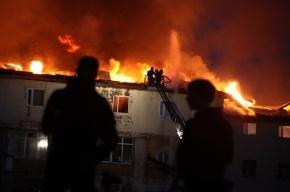 Дети выпрыгнули с седьмого этажа на пожаре в Москве и остались живы