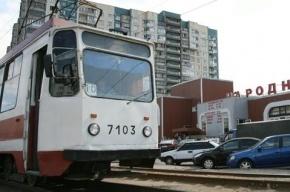 В Петербурге кондуктор трамвая пообещал школьнику пырнуть его ножом