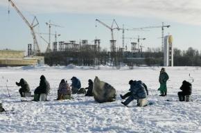 С завтрашнего дня за выход на лед Финского залива начнут штрафовать на 2 тысячи
