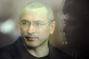 Ходорковский сравнил российскую политику с бизнесом «лихих 90-х»