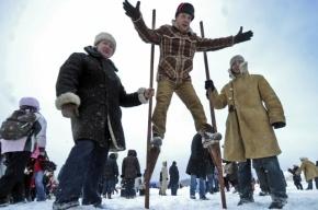 Проводы Масленицы в Петербурге получатся морозными