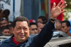 Умер Уго Чавес, в Венесуэле объявлен недельный траур