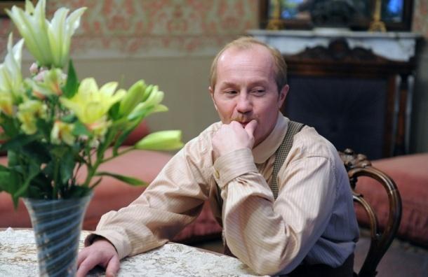 С актером Андреем Паниным простятся 12 марта