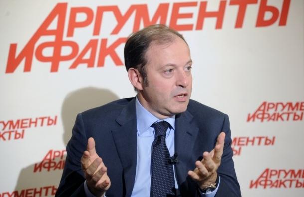 Олег Митволь ошибся в стоимости часов следователя - МВД