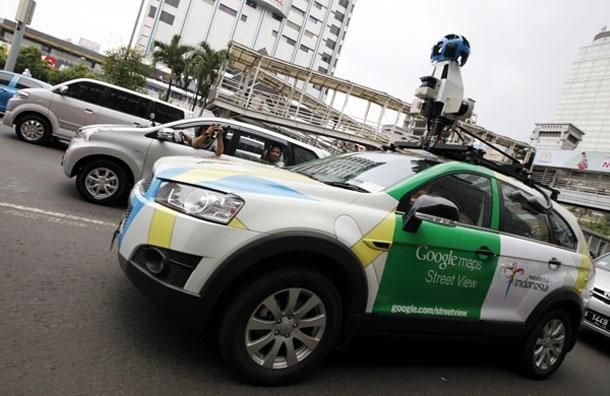 Шпионам на заметку. Google разместил на своем сервисе 200 российских городов