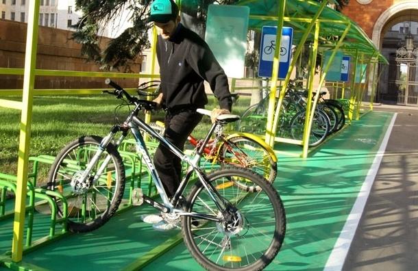 В Москве в этом году появятся 100 пунктов проката велосипедов