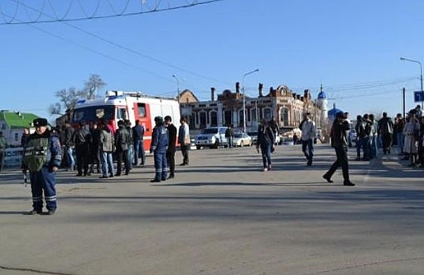 Заложники в Астрахани освобождены. Хронометраж событий