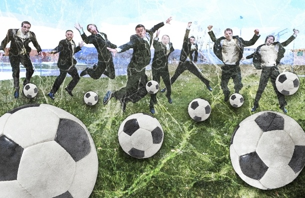 Кто лучший «футболист» среди петербургских чиновников