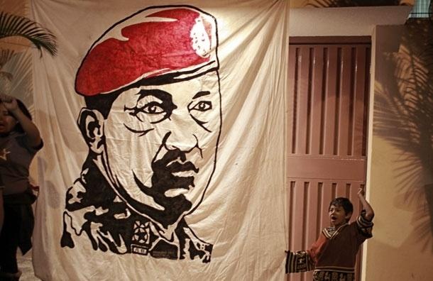 Мавзолей отменяется. Забальзамировать тело Чавеса будет крайне сложно