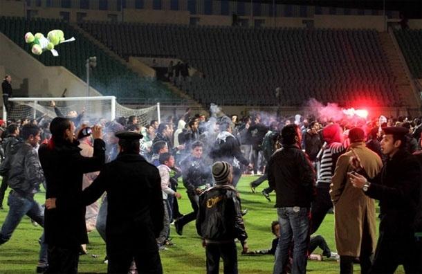 Закон суров. 21 футбольного фаната повесят в Египте за участие в массовой драке