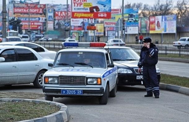 Российским полицейским доверят мигалки только после спецподготовки