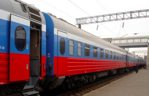 Француза выкинули из поезда на Транссибе в одних трико и носках